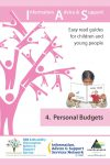 Easy Read Personal Budgets