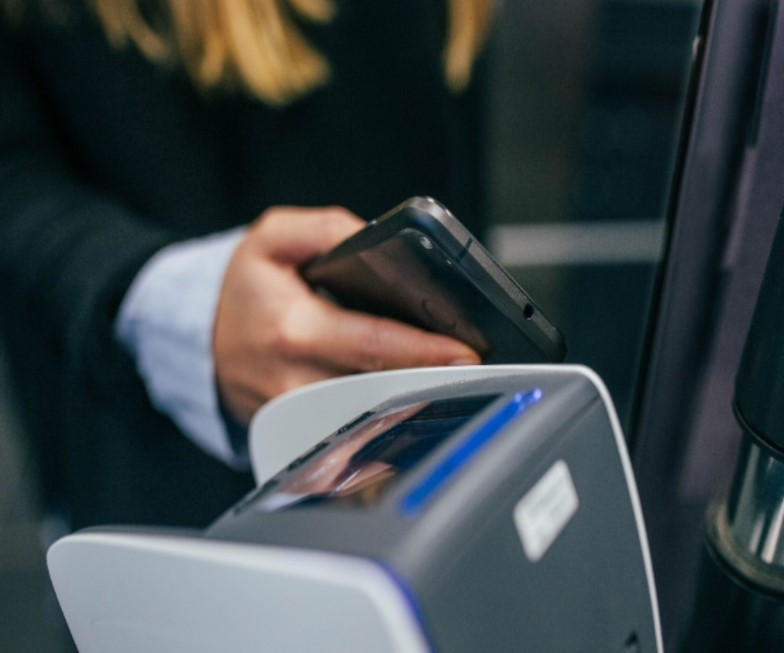 Using a mobile to pay for things