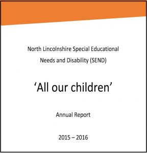 SEND Annual report 15-16 report