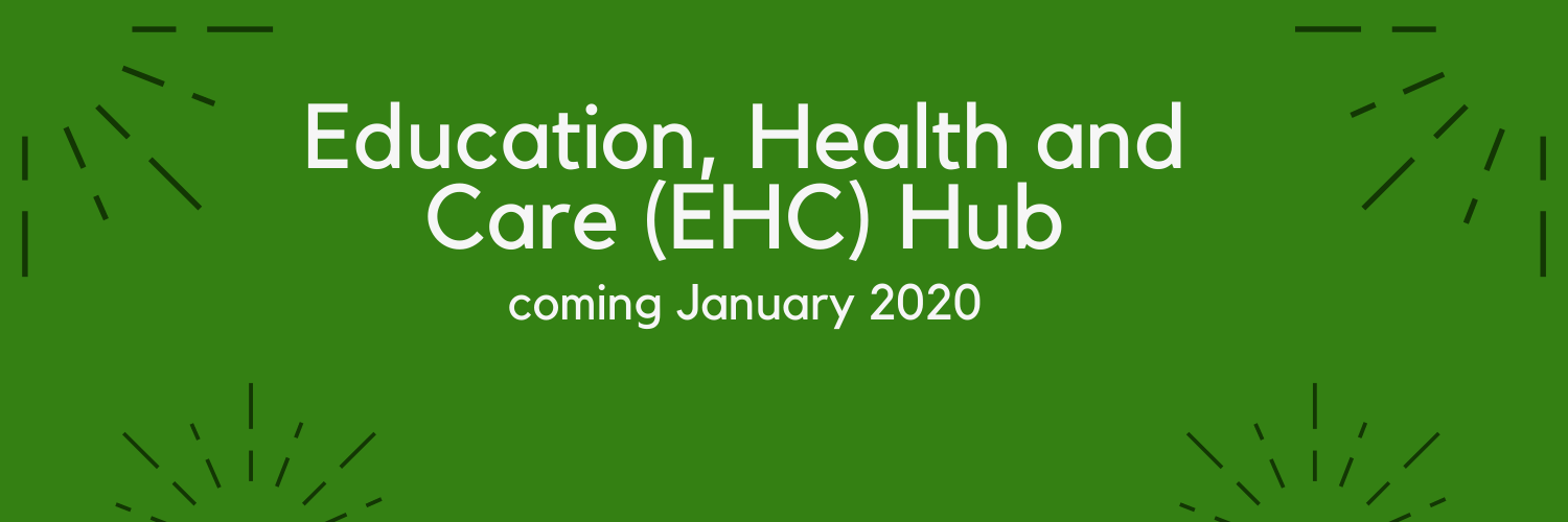 Education, Health and Care Hub coming soon