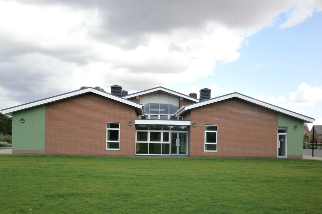 St Peter and St Pauls school building