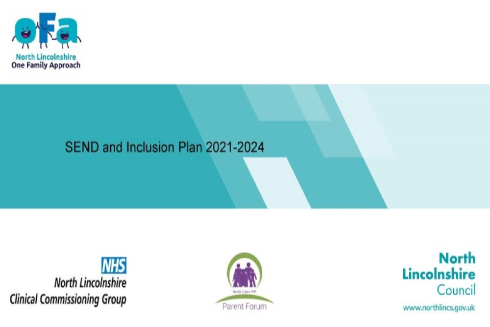 SEND and Inclusion plan